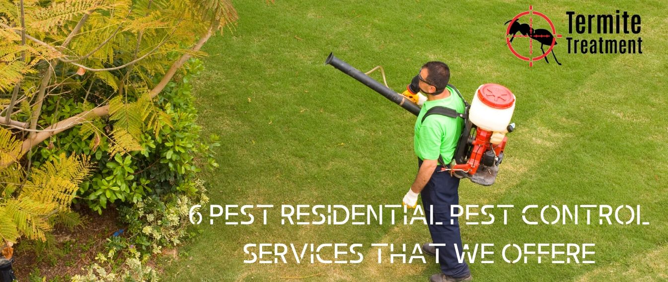Residential Pest Control Services Sydney