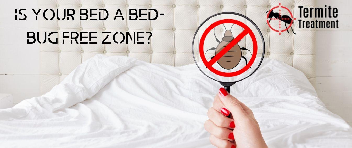Various Treatments to Control Bed Bugs - TermiteTreatmentSydney